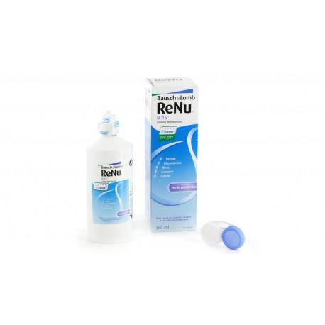ReNu MPS läätsevedelik 360 ml tundlikele silmadele + konteiner