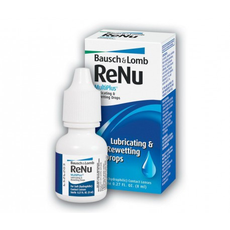 ReNu Lubricating & Rewetting Drops 8 ml