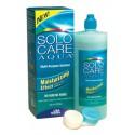 SOLO-CARE AQUA 360 ml + Anti-Bacterial Lens Case