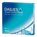 Dailies AquaComfort Plus 90 tk/pk