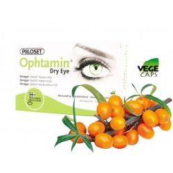 Ophtamin Dry Eye toidulisand 60 kapslit pakis