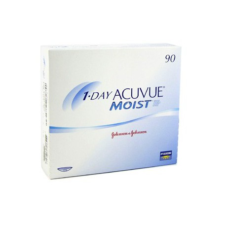 1-Day Acuvue MOIST 90 tk/pk
