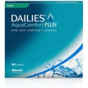 Dailies AquaComfort Plus Toric 90 tk/pk