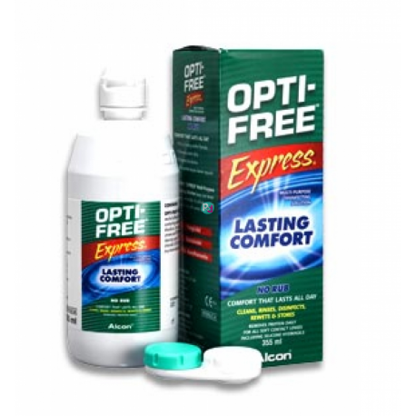 OPTI-FREE Puremoist Contact Lens Solution 300 ml