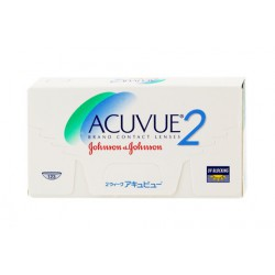 Acuvue 2 6 Lenses/Box