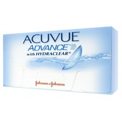 Acuvue Advance 6 tk/pk
