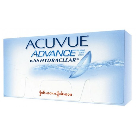 Acuvue Advance 6 Lenses/Box