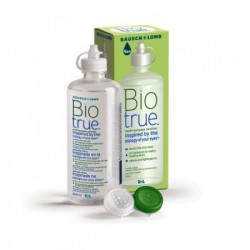 Biotrue läätsevedelik 300 ml + konteiner