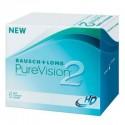 PureVision 2 High Definition 6 Lenses/Box