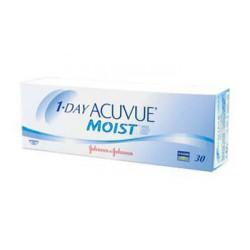 1-Day Acuvue MOIST 30 tk/pk