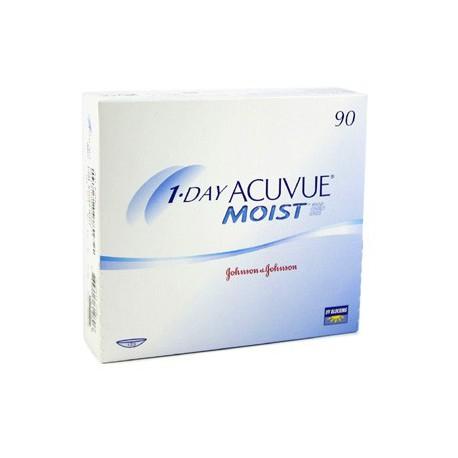 1-Day Acuvue MOIST 90 tk/pk