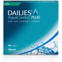 Dailies AquaComfort Plus Toric 90 tk/pk