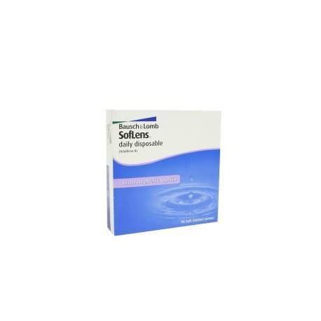 SofLens daily disposable 90 tk/pk