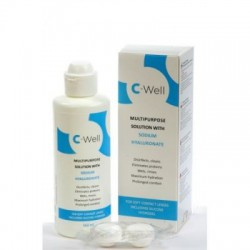 C-Well solution 360 ml