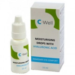 C-Well moisturing drops